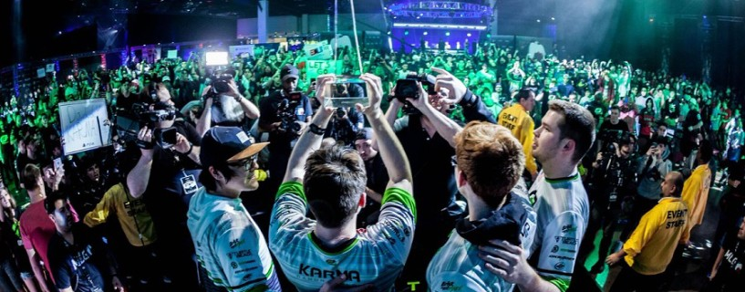 OpTic Gaming winners at CWL Dallas Open