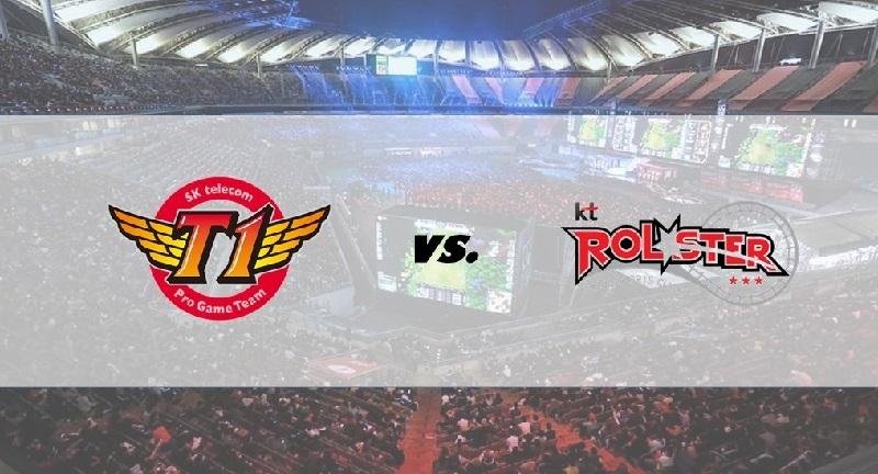 Photo of منافسة بطعم الكلاسيكو بين عملاقَي League الكورييّن KT Rolster و SK Telecom T1