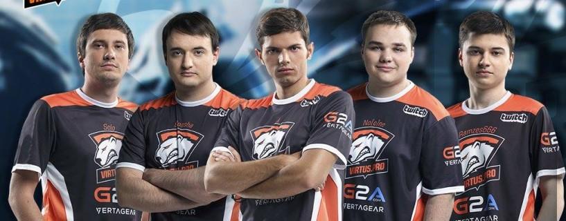 Virtus.academy is The New CS GO Team From Virtus.pro
