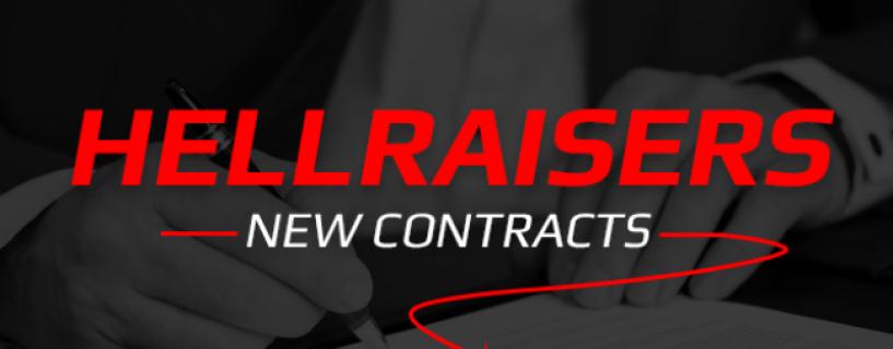 تشكيلة HellRaisers للعبة CSGO ستبقى نفسها للعام القادم