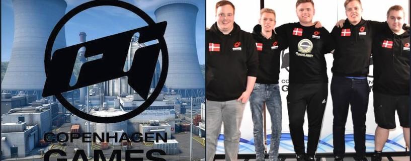 الإعلان عن الفائز ببطولة Copenhagen Games 2017 للعبة CSGO