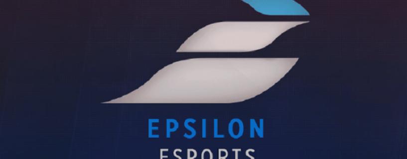 فريق Epsilon يعلن التخلي عن أحد لاعبيه