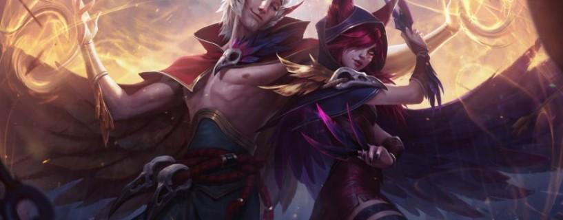 بعض التغييرات على نظام الألعاب التنافسية من أجل الأبطال الجدد في League of Legends