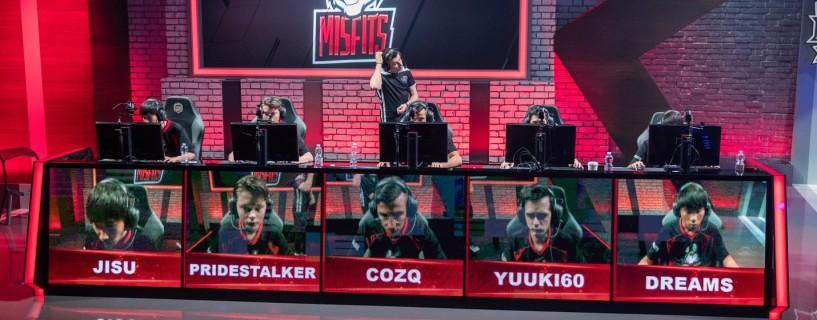 ما هو مصير فريق Misfits أحد فرق الدوري الأوروبي في League of Legends