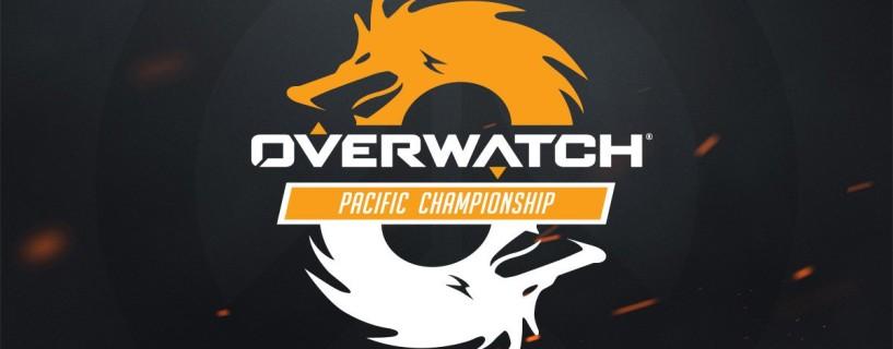 انطلاق بطولة Overwatch Pacific الآسيوية مع دعم البث باللغة الإنجليزية