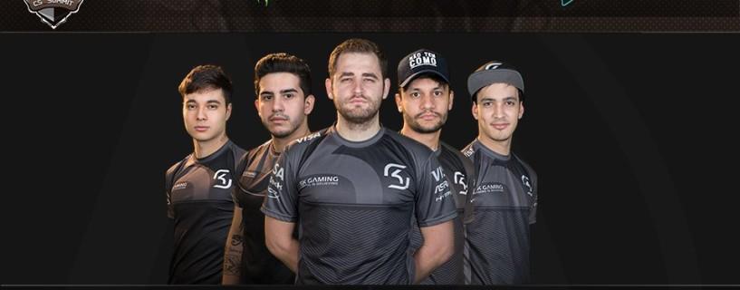 بطولة cs_summit تنتهي وتتوج فريق واحد بكأس الانتصار