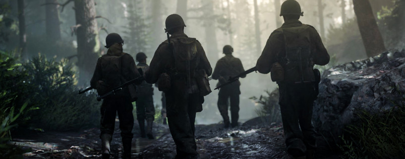 Watch the reveal trailer for Call of Duty: WWII, first details emerge