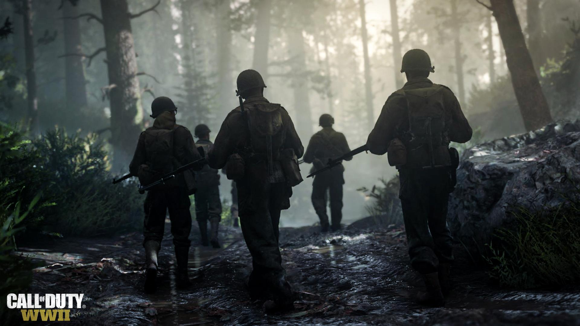 Photo of شاهد العرض الأول للجزء الجديد من Call of Duty: WWII مع أولى التفاصيل والمعلومات