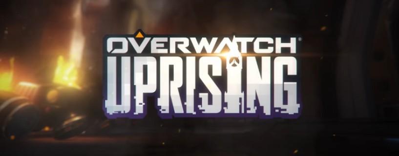 إنطلاق الحدث الخاص Uprising للعبة Overwatch
