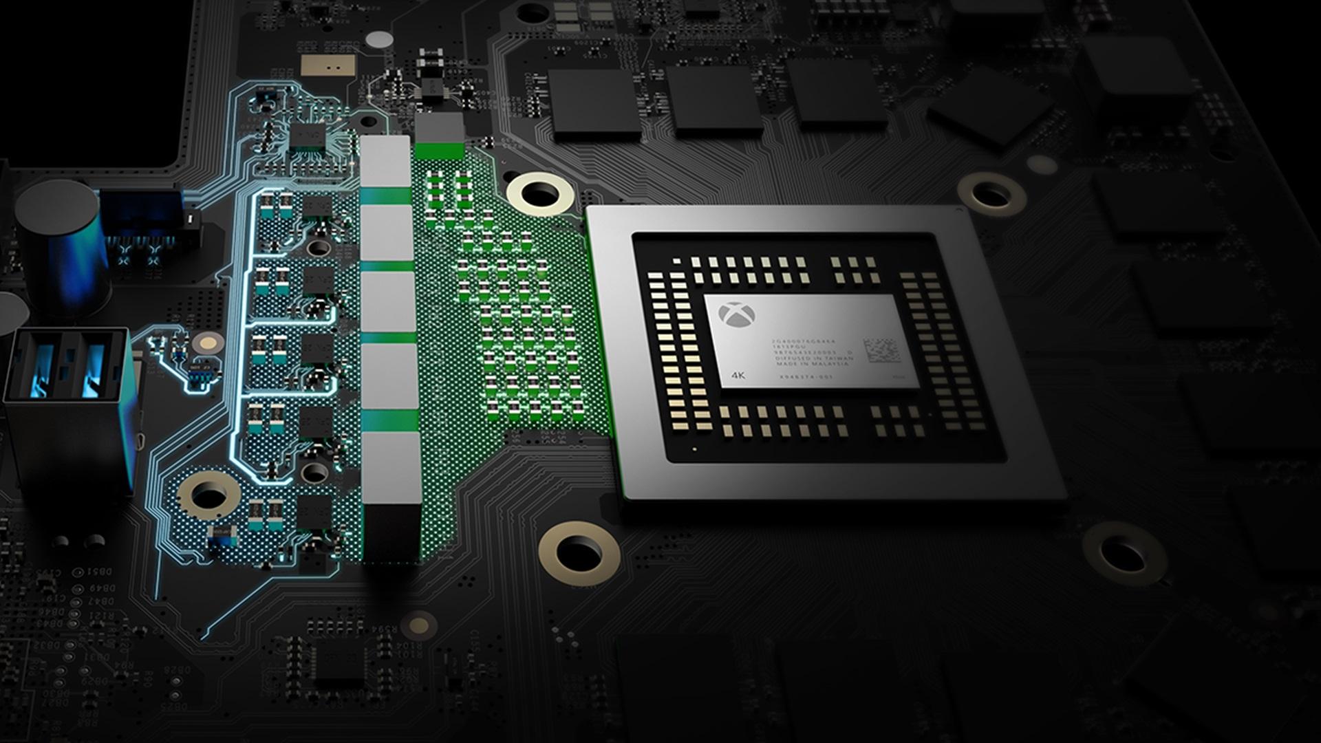 Photo of Xbox One Scorpio specs detailed