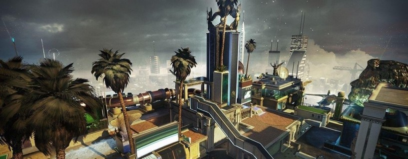 Legendary Call of Duty map Rust coming back soon in Infinite Warfare