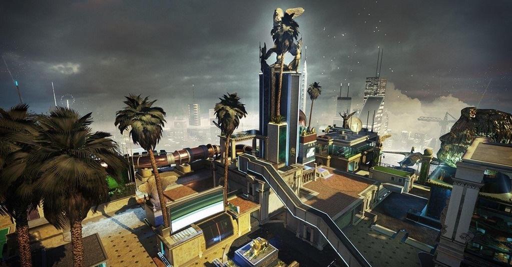 Photo of خريطة Call of Duty الأسطورية Rust تعود من جديد قريباً في Infinite Warfare