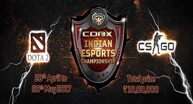 Photo of الإعلان عن بطولة COBX Indian Esports Championship للعبة Dota 2 و CS GO