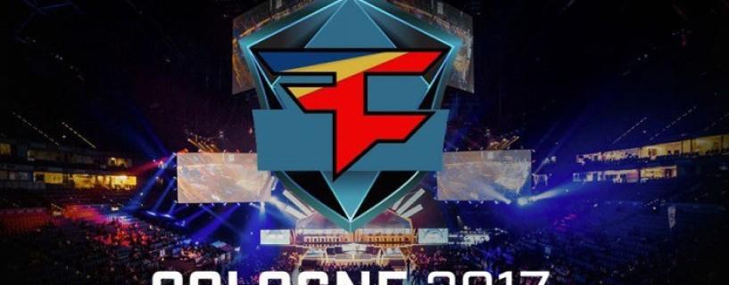 فريق FaZe Clan ثالث المدعوين إلى ESL One Cologne 2017
