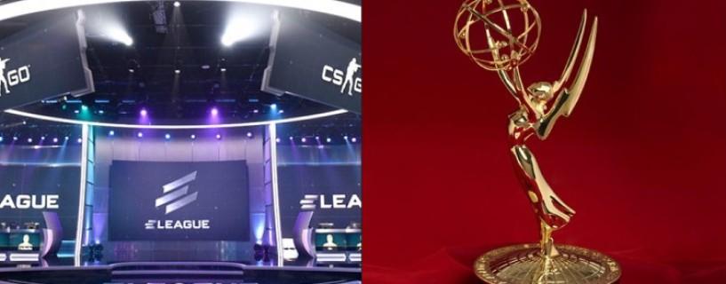 ترشيح بطولة ELEAGUE لجائزة Emmy في مجال الرياضة