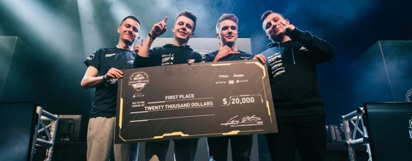 Epsilon wins big at CWL Birmingham