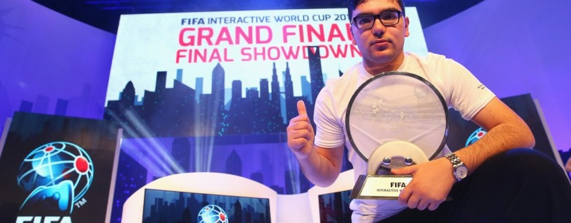 Meet the best FIFA player in the world Mohamad Al Bacha with our exclusive interview