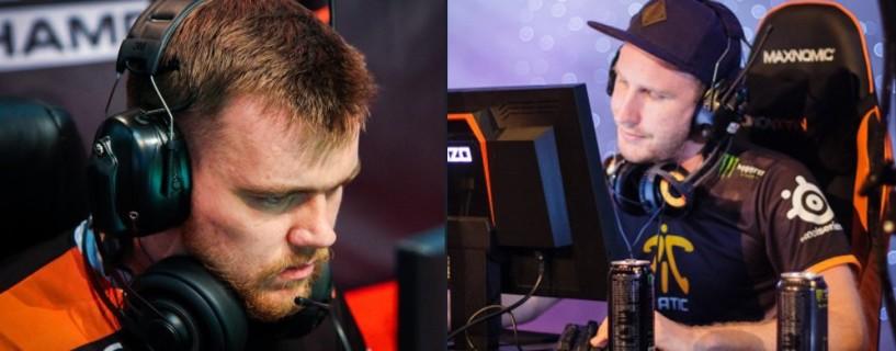 خروج مخيب ل Virtus.Pro، SK Gaming والمزيد من نهائيات StarSeries S3