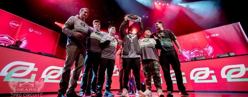 فريق OpTic Gaming ينتصر على خصومه في Gears Pro Circuit Atlantic City Open