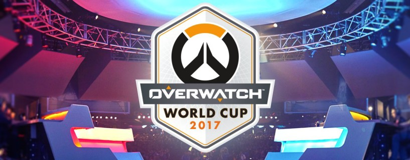 Blizzard reveals the countries that will make it to Overwatch World Cup 2017