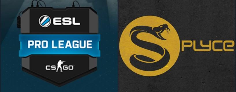 فريق Splyce يتأهل للموسم السادس من بطولة ESL Pro League