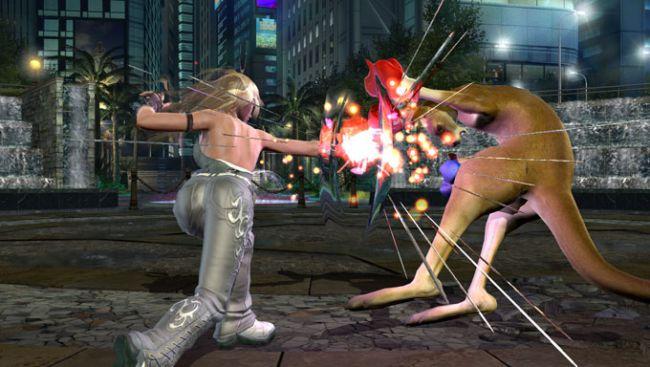Photo of Kangaroo Roger Jr removed from Tekken 7 because of PETA complaints