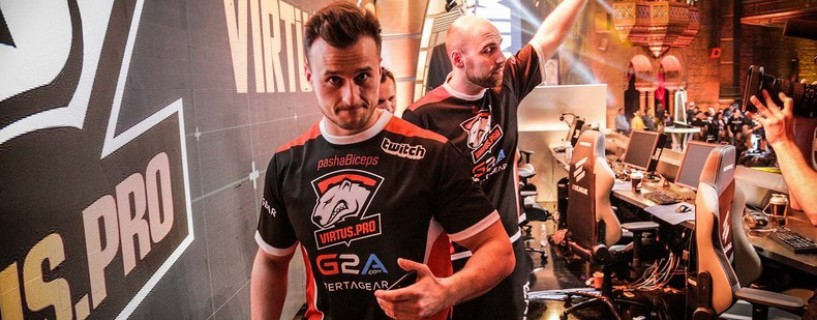 Virtus.Pro, SK Gaming, Fnatic and more are winners at StarSeries S3 finals first day