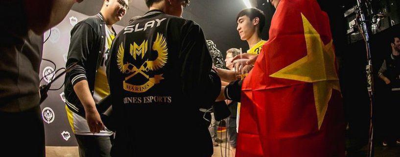 الفريق الفيتنامي يحجز تذكرته إلى ريو دي جانيرو في منافسات MSI في League of Legends