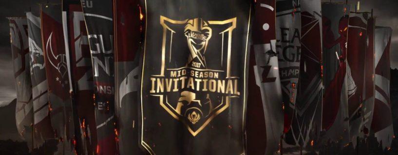 مجتمع اللاعبين يقدم أرقام هائلة لجوائز MSI في منافسات لعبة League of Legends