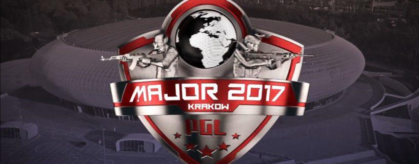 توزيع مباريات CIS Minor Championship من PGL Major Kraków 2017 يجهز لمنافسة بين أساطير الفرق!