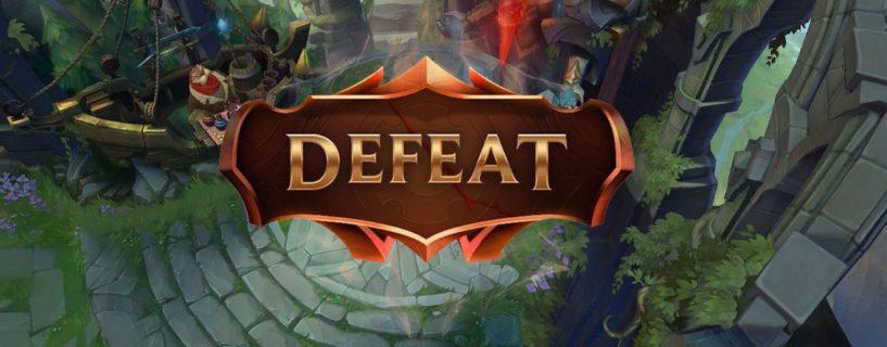 إليك بعض النصائح من أجل التقدم و الفوز في الألعاب التنافسية Ranked  في اللعبة الشهيرة League of Legends