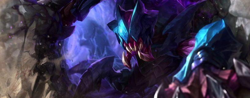 Riot reveals Details about Rek'Sai Rework in League of Legends