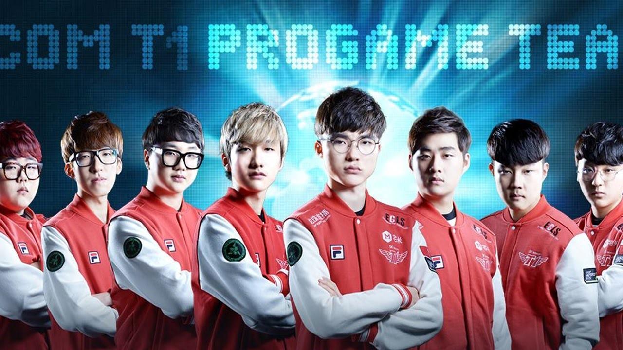 Photo of فريق SKT Telecom T1 في اليوم الأول من الحدث الرئيسي MSI في League of Legends