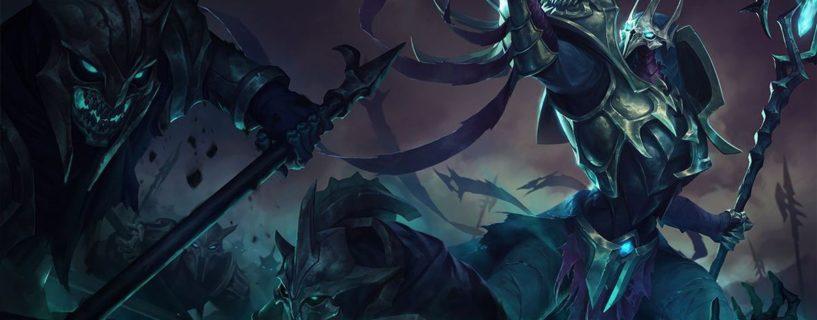 إعادة صياغة البطل Azir في طريقها إلى League of Legends
