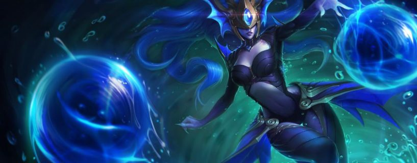 Riot pulled some changes from the next Patch 7.11 in League of Legends