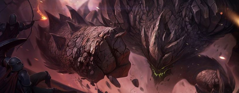Top Tanks Champions need Buffs after last changes in League of Legends