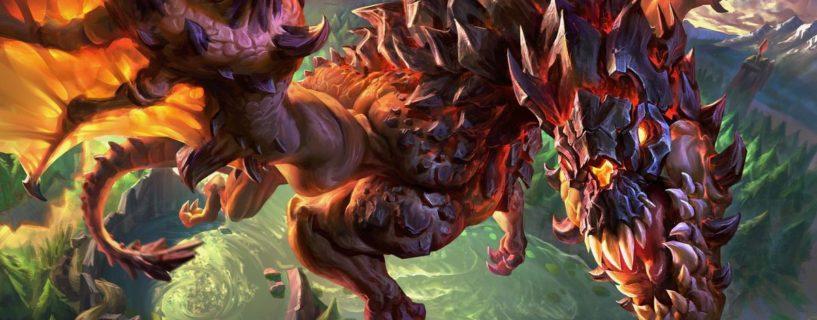 ربما هنالك تنين جديد Dragon سيدخل إلى عالم League of Legends