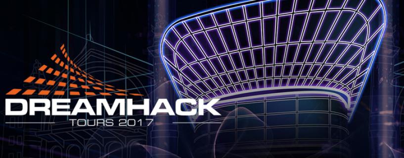 تفاصيل توزيع الفرق وموعد بدء بطولة DreamHack Tours 2017