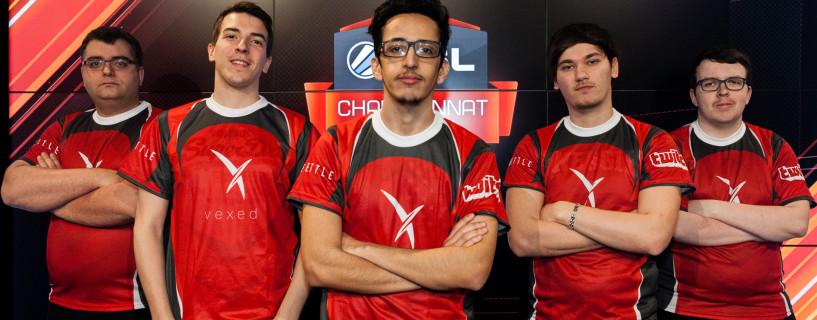 فريق Vexed Gaming يجلب إلى تشكيلته لاعب محظور استعدادا لبطولة ESL Championnat National