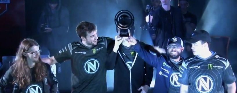 EnVyUs destroyes green wall of OpTic in Halo's HCS Daytona finals