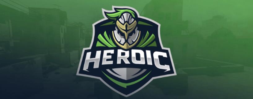 فريق Heroic يحصل على مدرب جديد لبطولة DreamHack Tours 2017