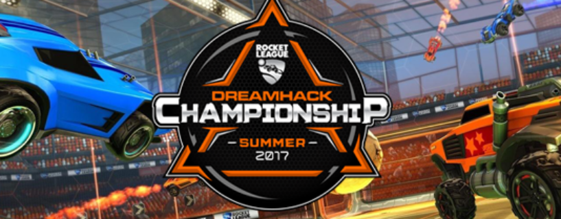 Rocket League cars will fly in the skies of DreamHack with two new tournaments