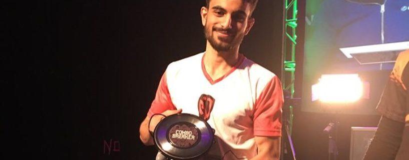 "Bahraini pro player Sayyed ""Tekken Master"" Hashem wins Mortal Kombat X Grand Finals at Combo Breaker 2017"