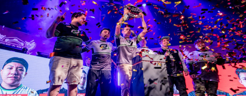 OpTic Gaming continues dominating Gears of War tournaments with Paris Open