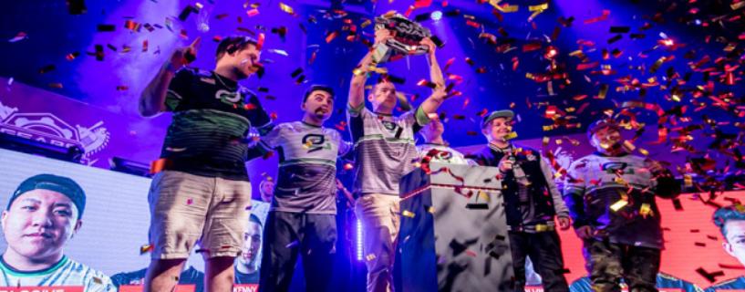 فريق OpTic Gaming يستمر بهيمنته على ساحة Gears of War مع فوز جديد في Paris Open