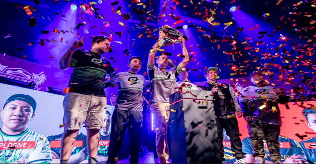 Photo of OpTic Gaming continues dominating Gears of War tournaments with Paris Open