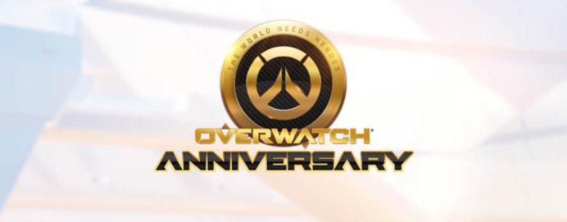 حدث خاص بإحتفالية مرور سنة على إصدار Overwatch