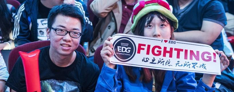 إزالة قانون إقصاء الفرق في الدوري الصيني للعبة League of Legends