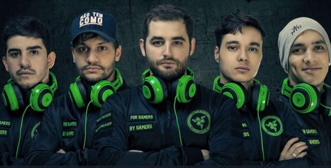 Photo of شركة Razer تصبح شريكاً رسمياً للفريق البرازيلي الأشهر في عالم CS: GO