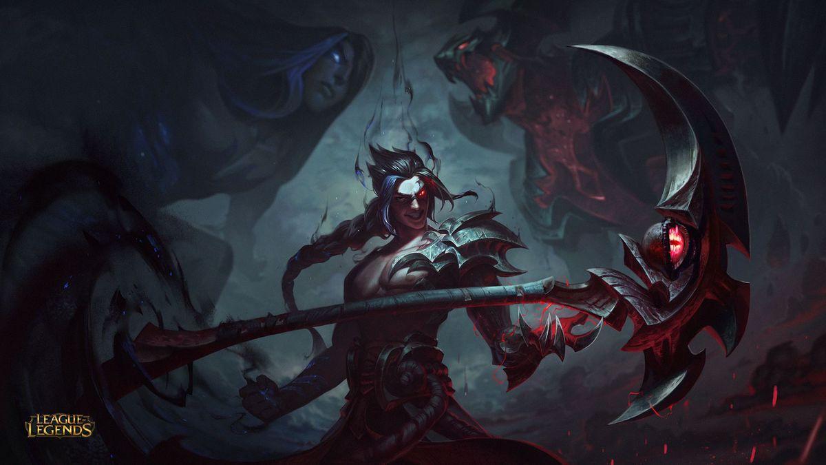 Photo of هنا كل التفاصيل عن البطل الجديد القادم إلى League of Legends
